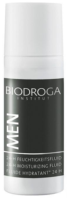 Biodroga Men 24 Hour Moisturizing Fluid 50 ml-0