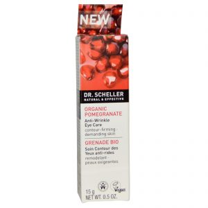 Dr.Scheller Organic Pomegranate Anti-Wrinkle Eye Care 0.5 oz-0