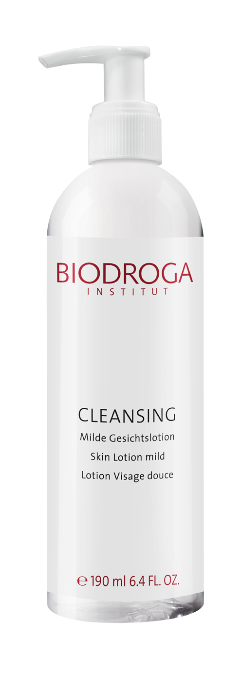 Biodroga Skin Lotion Mild - alcohol free toner 190 ml-0