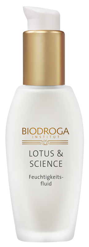 Biodroga Lotus & Science Moisturizing Fluid 30 ml-0