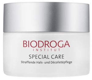 Biodroga Throat & Decollete Cream 50 ml-0