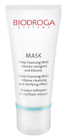 Biodroga Deep Cleansing Mask 50 ml-0