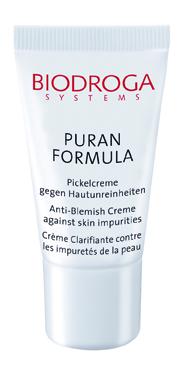 Biodroga Puran Anti-Blemish Crème 15 ml-0