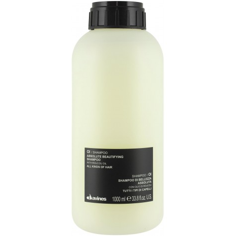 Davines OI Absolute Beauty Shampoo 33.8 fl.oz / 1000 ml-0