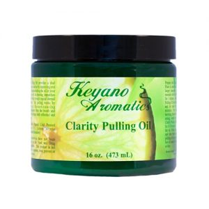Keyano Clarity Pulling Oil 16 oz-0