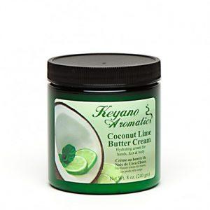 Keyano Coconut Lime Butter Cream 8 oz-0