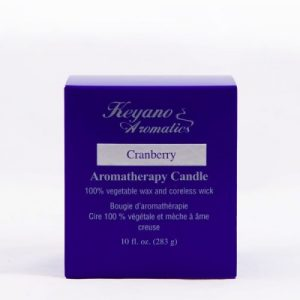Keyano Cranberry Candle 10 oz-0