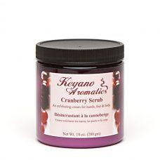 Keyano Cranberry Scrub 10 oz-0