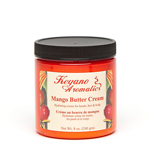 Keyano Mango Butter Cream 8 oz-0