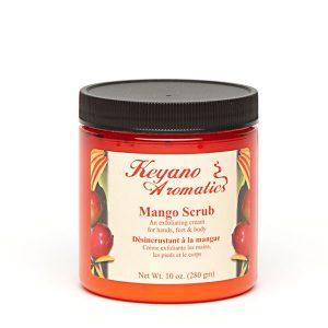 Keyano Mango Scrub 10 oz-0