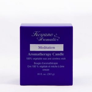 Keyano Meditation Candle 10 oz-0