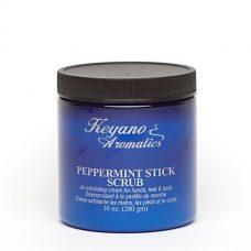 Keyano Peppermint Stick Scrub 10 oz-0