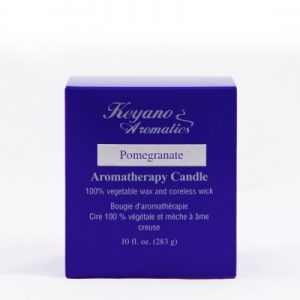 Keyano Pomegranate Candle 10 oz-0
