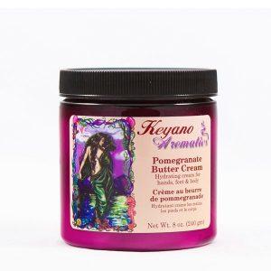 Keyano Pomegranate Butter Cream 8 oz-0