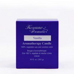Keyano Vanilla Candle 10 oz-0