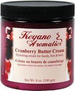 Keyano Cranberry Butter Cream 8 oz-0