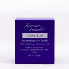 Keyano Coconut Lime Candle 10 oz-0