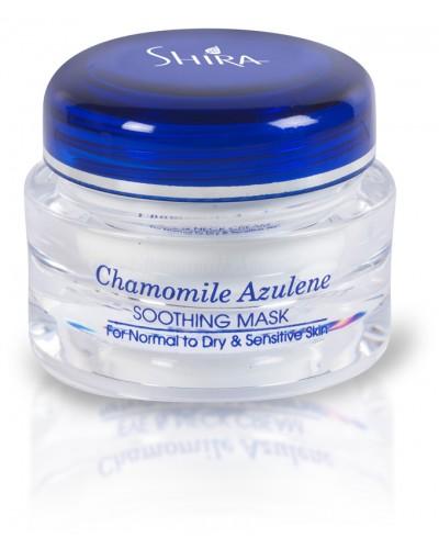 Shira Chamomile Azulene Line Soothing Mask 2 oz-0