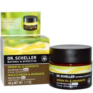 Dr.Scheller Argan Oil & Amaranth Anti-Wrinkle Night Care 1.7 oz-0