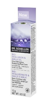 Dr.Scheller Bio-Hyaluron & Amla Oil First Wrinkles Reducing Eye Care 0.5 oz-0