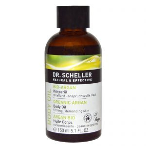 Dr.Scheller Organic Argan Body Oil 5.1 oz-0
