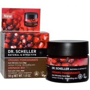 Dr.Scheller Organic Pomegranate Anti-Wrinkle Care Day 1.8 oz-0