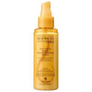 Alterna Bamboo Smooth Curl Reactivation Spray 4.2 oz-0