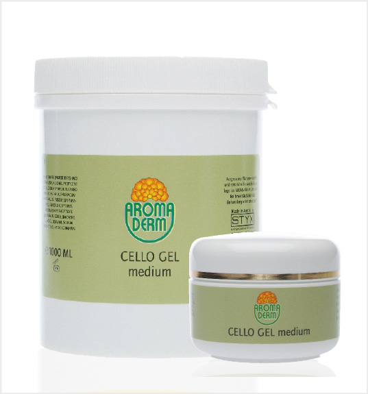 AromaDerm CELLO GEL Medium 5.08 oz-0