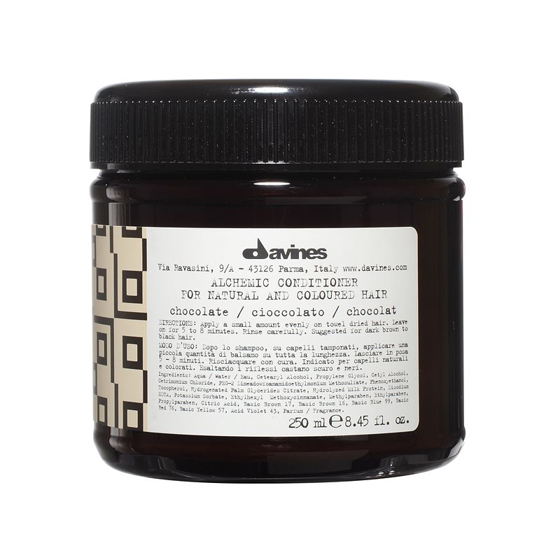 Davines Alchemic Chocolate Conditioner 8.45 oz.Holiday Sale!-0