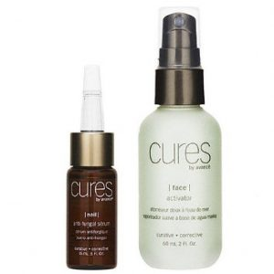 Cures by Avance Anti-Fungal 2 pieces kit-0