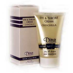 Dinur Chinchilla Eye & Throat Cream 1.7 oz-0