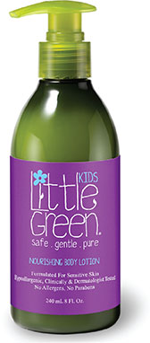 Little Green KIDS Nourishing Body Lotion 8 oz-0