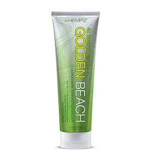 Hempz Golden Beach 4X Bronzer with Hemp 8.5 oz.-0
