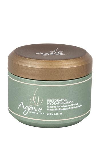 Bio Ionic Agave Healing Oil Restorative Hydrating Mask 8.5 oz.-0