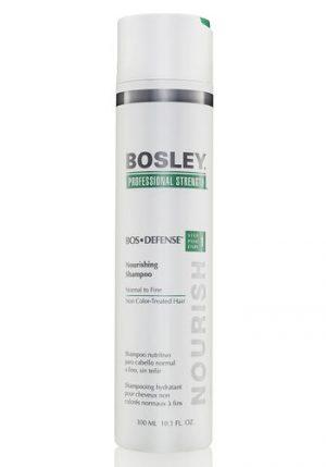 BosleyPro BosDefense Nourishing Shampoo for Non Color-Treated Hair 10.1 oz-0