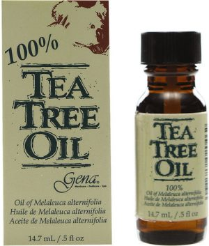 Gena Tea Tree Oil 0.5 oz-0