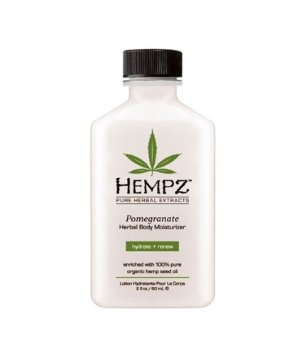 Hempz Pomegranate Herbal Body Moisturizer 2.25 oz.-0