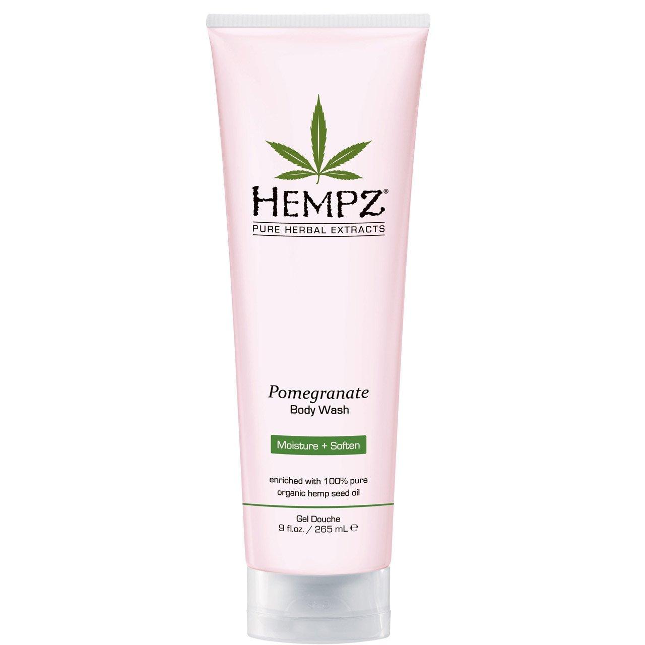 Hempz Pomegranate Herbal Body Wash 9 oz.-0