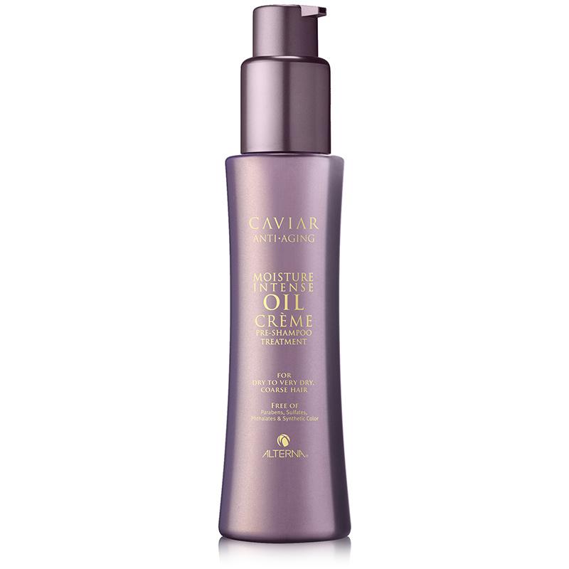 Alterna Caviar Moisture Intense Oil Pre-Shampoo Treatment 4.2 oz-0