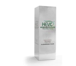 KEV.C Nano Crystal Seaweed Purifying Cleansing Foam 120 ml-0