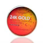KEV.C 24K Gold Collagen H20 Face Capsule 50 g-0