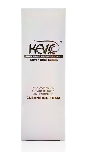 KEV.C Nano Crystal B-Toxin Anti-Wrinkle Cleansing Foam 120 ml-0