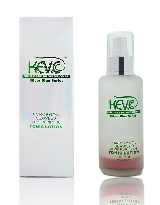 KEV.C Nano Crystal Seaweed Acne Purifying Tonic Lotion 150 ml-0