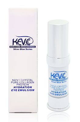KEV.C Nano Crystal Pure Collagen Protein Hydration Eye Emulsion 20 ml-0