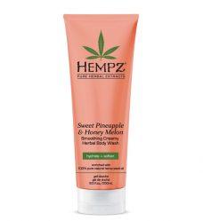 Hempz Sweet Pineapple & Honey Melon Herbal Body Wash 8.5 oz-0