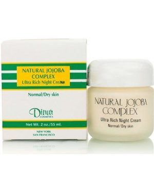 Dinur Natural Jojoba Complex Ultra Rich Night Cream 2 oz-0