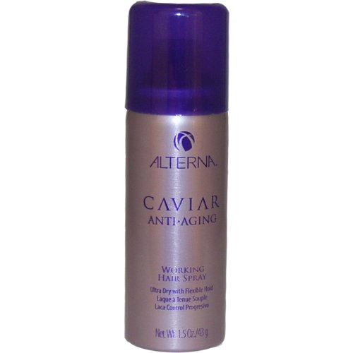 Alterna Caviar Anti-Aging Working Hair Spray 1.5 oz-0