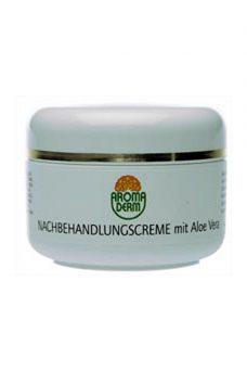 AromaDerm After Treatment Cream Aloe Vera 5.08 oz-0