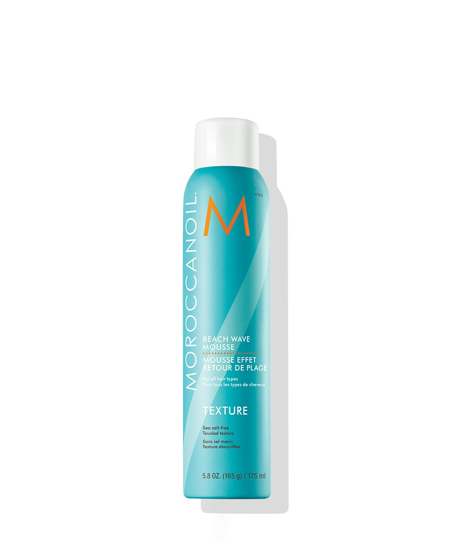Moroccanoil Beach Wave Mousse 5.9 oz-0