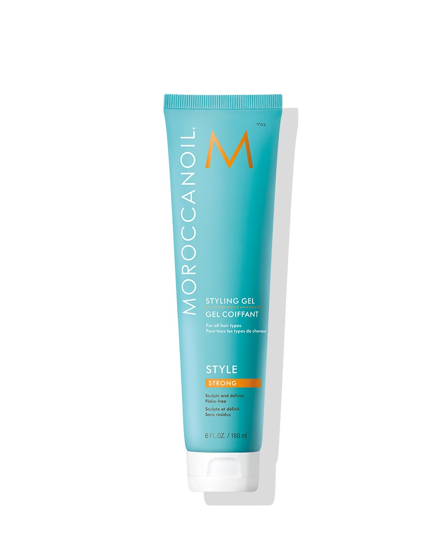 Moroccanoil Styling Gel Strong Hold 6 oz-0